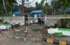 Tiga Ledakan Bom Guncang Myanmar