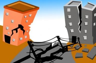 Gempa Bumi 5 Skala Richter Guncang Tapanuli Utara