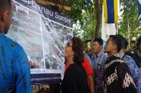 Ini Foto-foto Balapan Menteri Susi dan Wagub Sandi…