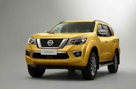 Nissan Terra Segera Dirilis, Incar Pasar Asia