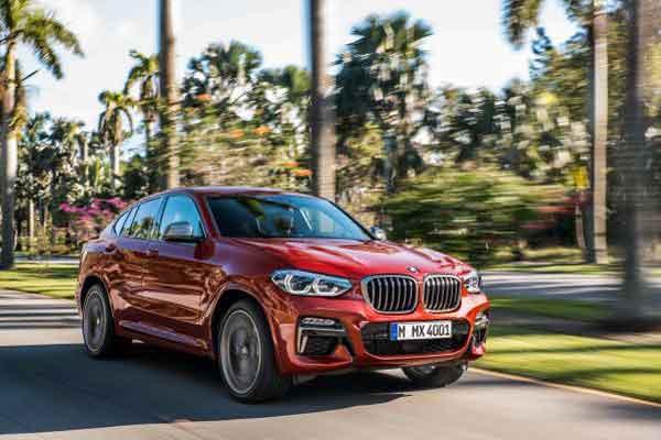 BMW X4 - bmw