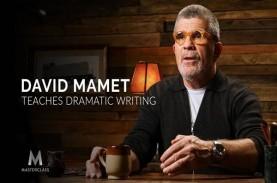 Dramawan David Mamet Garap Drama tentang Harvey Weinstein