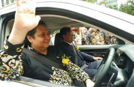 CALON WAKIL PRESIDEN: Airlangga Hartarto Dinilai Pas Dampingi Jokowi