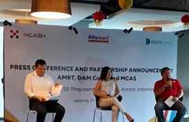 Alfamart Gandeng MCash untuk Integrasi Layanan Digital 50.000 Outlet