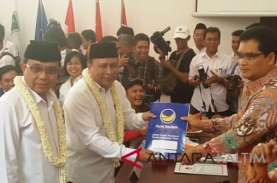 PILGUB KALTIM 2018 : Cawagub Nusyirwan Ismail Meninggal…