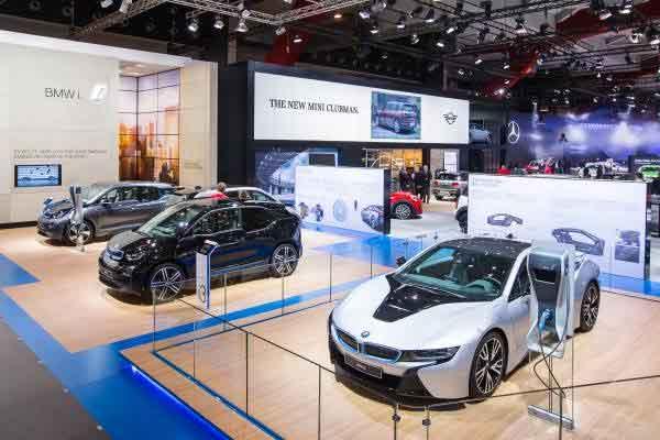 Deretan mobil terbaru BMW. - bmw
