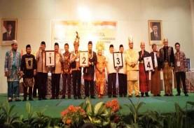 Calon Wakil Gubernur Kaltim Nusyirwan Ismail Tutup…