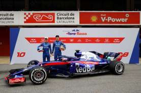 F1 2018: Tim Toro Rosso Dibekali Mobil Balap Baru,…