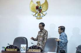 Politisi Muda PDIP: Jusuf Kalla Paling Cocok Dampingi…