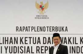 Hasil Seleksi Kualitas, KY Loloskan 23 Calon Hakim Agung