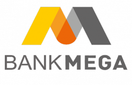 Bank Mega Raup Laba Rp1,3 T
