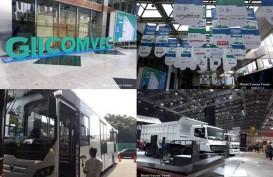 GIICOMVEC 2018 : Dibuka Esok, Bus Listrik Karya Anak Bangsa Ikut Mejeng