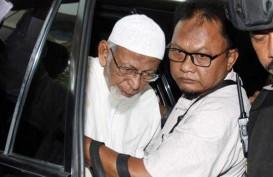 Status Abu Bakar Baasyir Menjadi Tahanan Rumah. Presiden Jokowi Berikan Lampu Hijau