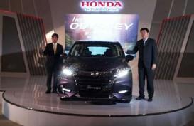 HPM Targetkan New Honda Odyssey Terjual 300 Unit Tahun Ini