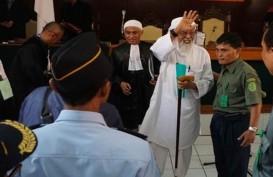Dari RSCM, Abu Bakar Baasyir Kembali Menginap di 'Hotel Prodeo' Lapas Gunung Sindur