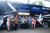 GIICOMVEC 2018: Hino Motors dan Titan Nirwana Serah Terima Bus R260