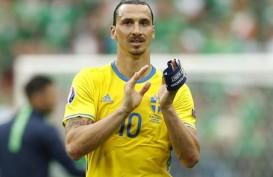 Ibrahimovic Rindu Balik ke Timnas Swedia