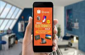 Shopee Gelar Mega Electronics Sale