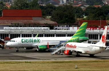 CUACA PENERBANGAN 4 MARET : Udara Kabur di Kualanamu dan Husein Sastranegara