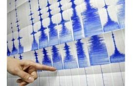 Gempa Tektonik 5,5 SR Guncang Gorontalo. Warga Tak Panik Keluar Rumah