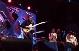 Mergie Segers Motown Lantunkan 'Come Together' di BNI Java Jazz Festival 2018