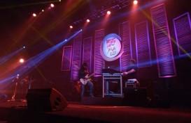 Duet Maut Gugun Blues Shelter dan Tony Monaco Hibur Penonton di BNI Java Jazz Festival 2018