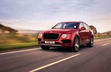 World Premier di GIMS 2018, Bentley Bentayga V8 Tangkap Momentum Istimewa