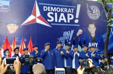 Partai Demokrat Gelar Rakernas 10-11 Maret 2018, SBY Undang Presiden Jokowi