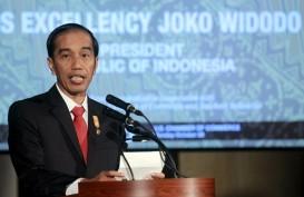 Presiden Jokowi Ingatkan Single Submission Harus Rampung Maret 2018
