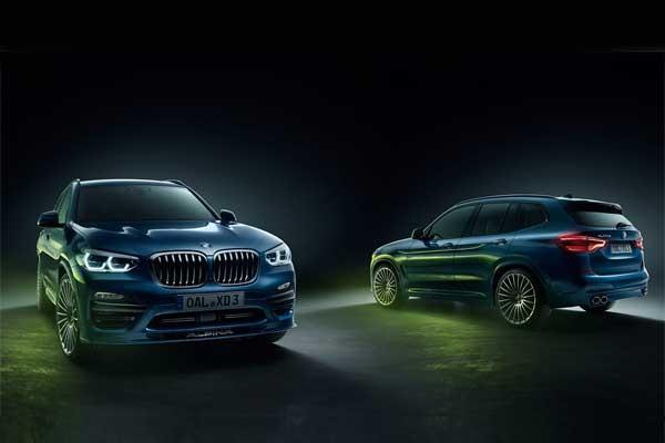 BMW Alpina XD3.  - alpina/automobiles.co.uk