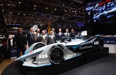 World Premier di GIMS 2018, FIA Formula E Gen2 Punya Performa Berlipat