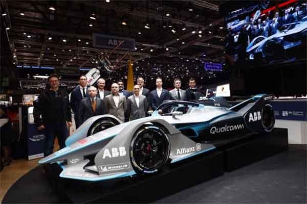 FIA Formula E Gen2. - fia.com
