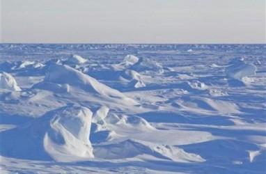 Pemanasan Global Dorong Suhu Kutub Utara ke Rekor Tertinggi