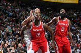 Tundukkan Oklahoma City, Rockets Menang 16 Kali Beruntun