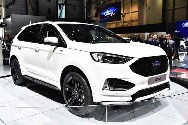 Ford Edge ST-Line. - gims