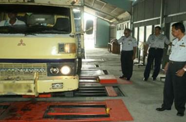 200 Kendaraan Uji Kir Gratis di Surabaya
