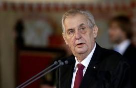 Milos Zeman Kembali Dilantik Jadi Presiden Ceko