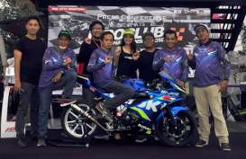 Wartawan Pembalap Uji Nyali di Indoclub Championship 2018