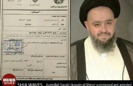 Ulama Irak Ditahan Iran, Pengikut Serang Kedubes di London