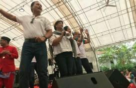 Menteri Retno & Rini Goyang TKI di Singapura dengan Terajana