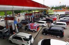 Pertamina Gandeng BRI untuk Transaksi Nontunai di SPBU Seluruh Sumatra Barat