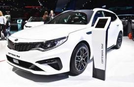 World Premier di GIMS 2018: Kia Optima SW Usung Mesin Baru Desain Segar