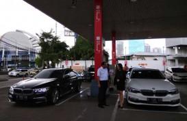 BMW Seri 5 Memulai Jelajah 5 Kota