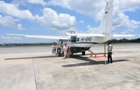 Susi Air Terbang Perdana ke Long Bawan, Kaltara