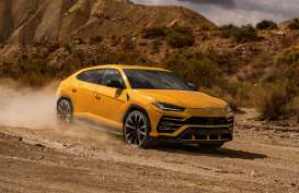 World Premier di GIMS 2018: Lamborghini Urus, SUV Mewah Tercepat se-Jagat