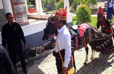 Gratifikasi kuda Sumba Untuk Presiden Jadi Milik Negara