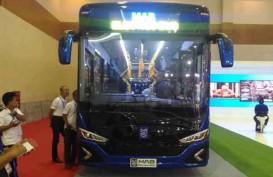 Karoseri New Armada Bangun Bodi Bus Listrik MAB