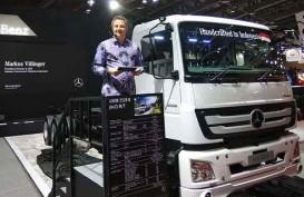 KENDARAAN NIAGA: Mercedes-Benz Genjot Komponen Lokal