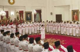 Wiranto Ajak Purna Paskibraka Indonesia Jadi Pasukan Inti Bela Negara