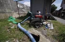 Antisipasi Banjir, Pemkot Surabaya Beli 14 Pompa Baru